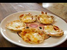 Delicious Mini-Tortilla Pizza that are quick and easy to make