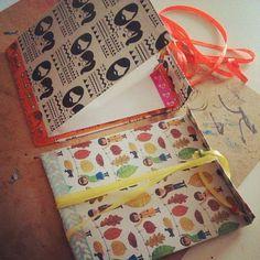 Tutorial envelop/zakjesomslag voor je snailmail  http://doormijvoorjou.blogspot.nl