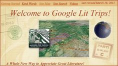 Google Lit Trips allows students to virtually follow along through the book they are reading in class. This website is a whole new way to Appreciate Great Literature! Google Lit Trips has over 40 pre-created trips that students and teachers can download and run through Google Earth. These Lit Trips are easy to navigate …