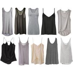 Distintos tipos y estilos de remeras, blusas, camisetas, sweaters con cuellos profundos y holgados=sexi=chic=casual=vestir