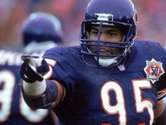 Richard Dent, #95 Chicago Bears | Ministers of Defense