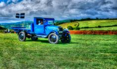 Truck of Blue jpg by Maria Selley on 500px