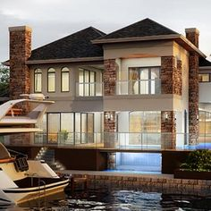 Dudley Two Storey Canal Home Design By Boyd Design Perth