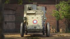 3D-иллюстрация Собственный проект Моделирование и визуализация: Виталий Войнов Antique Cars, Antiques, Vehicles, Vintage Cars, Antiquities, Antique, Car, Old Stuff, Vehicle