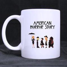 American Horror Story Coven Ceramic Mug 11 oz by CornucopiaStore, €16.50 I WANT