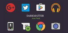 Darkmatter - Icon Pack v0.0.2  Lunes 02 de Noviembre 2015.By: Yomar Gonzalez ( AndroidfastApk )  Darkmatter - Icon Pack v0.0.2 Requisitos: 4.0.3  Descripción: Nuevo paquete de iconos Darkmatter MATERIA OSCURA La aplicación contiene:  xxxx iconos con resolución 192x192  30 Fondo de pantalla con resolución 3200x2560  Solicitar iconos  Muzei completo soporte de pantalla en vivo  Analog Clock Widget  Calendarios dinámica (el lanzador que soporta) - Stock Calendario - Google Calendar - Sol…