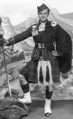 """14 Aug 1944 - Taken in Edinburgh, Scotland"""
