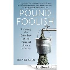 Amazon.com: Pound Foolish: Exposing the Dark Side of the Personal Finance Industry