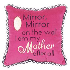 so true, I look in the mirror & i see my Mom in my eyes looking back at me.Makes me miss her less. She is still with me in spirit. My mom was never about how she looked, my Mom was about  generosity, gentleness & love