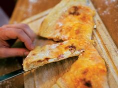 RIPIENO AL FORNO (OR CALZONE) | Panoram Italia Recipes