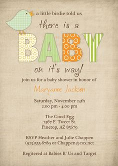 owl baby shower invitations baby boy by
