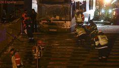 Al menos cuatro transeúntes mueren arrollados por autobús en una estación de metro en Moscú