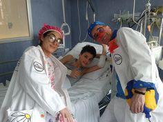 Grazie Lidia per aver condiviso con noi questa bella foto con la Dottoressa Irina Pirina e il Dottor Astro! Un abbraccio.