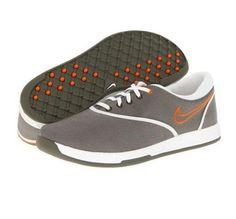 NEW-Womens-Nike-Lunar-Duet-Golf-Shoes-Tarp-Green-Safety-Orange-US-Size-7-5-M Nike Lunar, Mens Nike Air, Nike Golf, Golf Shoes, New Woman, Nike Free, Nike Women, Sneakers Nike, Green