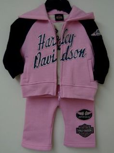 98 Best Harley Davidson Kids Images Harley Davidson Baby Girls