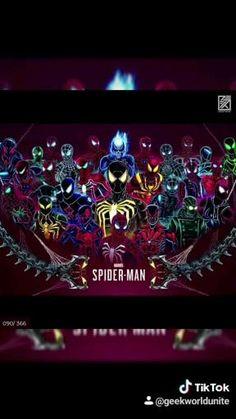 #spiderverse #spiderman Marvel Fan, Marvel Dc Comics, Marvel Avengers, Hot Toys Spiderman, Ps4 Video, Spider Verse, Beyblade Burst, Super Heros, Perler Beads
