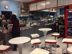 Jammin Java, date scene, retro coffee shop
