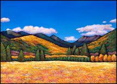 Johnathan Harris Fine Art | Contemporary Southwest Landscape Giclee Art Prints