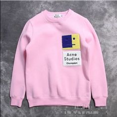 New acne studio sweatshirt This is not authentic! But is the Same with the original one. Acne Tops Sweatshirts & Hoodies