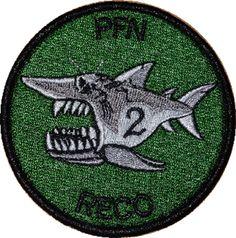 Patch Commando DE PENFENTENYO Reco Palmeurs, groupe 2