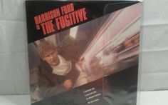Harrison Ford The Fugitive - Widescreen Edition Laserdisc