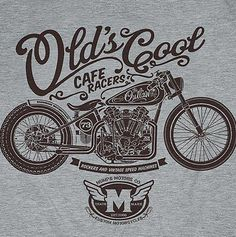 Camiseta Old's Cool