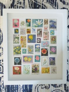 Floral Stampede #2 – A new summery Postage Stamp Picture @fromperoration