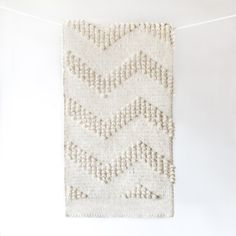 LA OLA BETTÜBERWURF at NØA   GINGER Bed Throws, Textiles, Blanket, Rugs, Mexico, Collection, Home Decor, Cream Paint, Hand Sewn