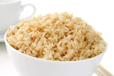 arroz integral deixa o estômago cheio mais rápido