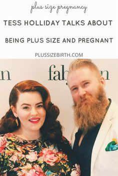 Tess Holliday Pregnant | Plus Size and Pregnant | Obese and Pregnant | Fat and Pregnant