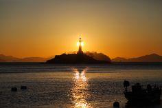 창원의 숨은 일출 명소 사궁두미  'Sagungdumi' is a great sunrise and sunset spot in Changwon(Masan).