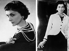 """""""Fashion fades, only style remains the same."""" Coco Chanel <3"""