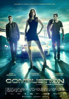"""Tráiler de """"Combustión"""". Información, sinópsis y ficha técnica de la película #películas #movies #posters #films"""