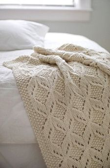 neutral cozy blanket