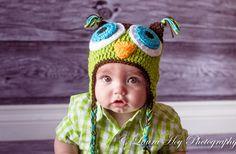 Kids Crochet Hats 64% off at Groopdealz