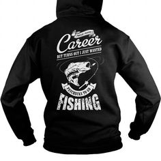 Cool I THOUGHT I WANTED A CAREER BUT TURNS OUT I JUST WANTED PAYCHECKS TO GO FISHING T-Shirts
