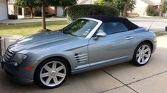 2005 Chrysler Crossfire - Pflugerville, TX #8975631818 Oncedriven