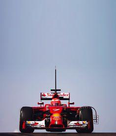 Kimi Räikkönen | F1 Testing in Abu Dhabi