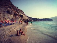 Visit Albania, Beaches, Water, Outdoor, Gripe Water, Outdoors, Sands, Outdoor Games, The Great Outdoors