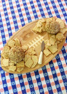 Cheddar Bacon Ranch Cheese Ball