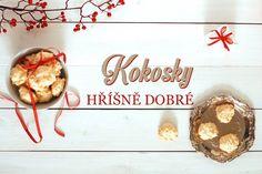 Kokosky patří k těm druhům cukroví, na kterých se vytváří celoživotní závislost už od útlého dětsví. Za moji závislost na kokoskách jednoznačně může babička. Její kokosky byly šťavnaté, měkké, rozčepýřené, prostě dokonalé. Zajímal by vás... Christmas Cookies, Christmas Holidays, Place Cards, Place Card Holders, Treats, Cakes, Diet, Xmas Cookies, Sweet Like Candy