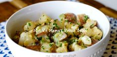 Not Yo Mama's Potato Salad