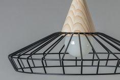 PHS lamps by Sergio Mendoza, via Behance