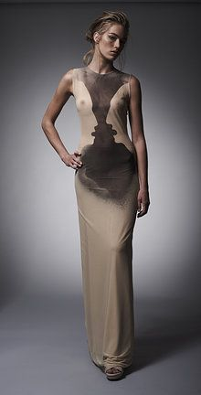 LALOON - couture clothing/lingerie project by Hudson-based international artist Laleh Khorramian