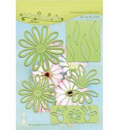 451550 LeCrea'Multi Die Multi die flower 9 Chrysant