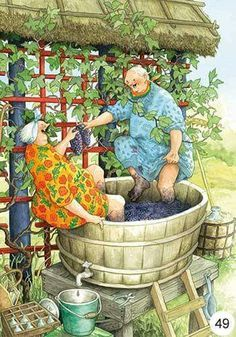 # 49 Making Wine