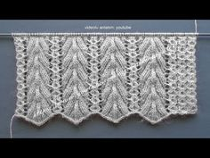 Knitting Stiches, Knitting Videos, Lace Knitting, Knitting Patterns, Maternity Jacket, Viking Tattoo Design, Sunflower Tattoo Design, Homemade Beauty Products, Cardigans For Women