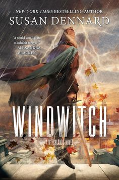 Susan Dennard'sTruthwitch followsa pair of best friends —Safi, a Truthwitch, and Iseult, a Threadwitch — who team up to save their world. In her highly-anticipated sequel,Windwitch,their story continues — and in particular, we learn more about Merik, a prince and a Windwitch.