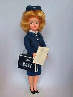 Air Hostess Sindy