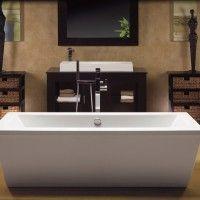 Andrea 10 Freestanding Bathtub